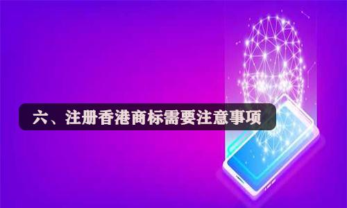 注册香港商标需要什么条件? 第6张