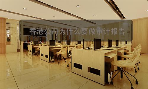 香港公司为什么要做审计报告? 第1张